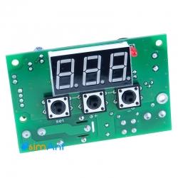 Параметры и настройки термоконтроллера