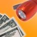 Карманный ультрафиолетовый детектор банкнот из фонарика своими руками (видео)
