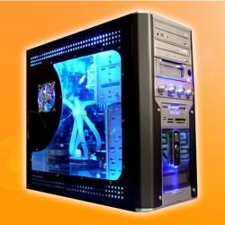 Водяное охлаждение компьютера на новом домене