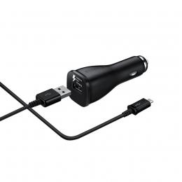 Фото Быстрое автомобильное зарядное устройство Samsung Adaptive Fast Charging EP-LN915U (EP-LN915UBEGRU)