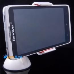 Фото Автомобильный держатель для смартфона