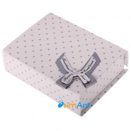 Фото Подарочная коробка на магните для украшений