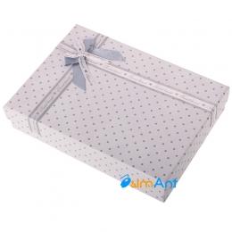 Фото Подарочная коробка для бус, кулонов и колье