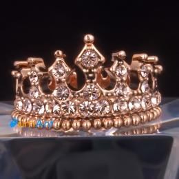 Фото Кольцо Корона Императрицы