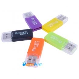 Фото Переходник для карточек микро SD (Micro SD) на USB
