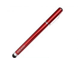 Фото Ручка-стилус Ozaki iStroke-L iPad Red (IP016RD)