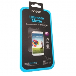 Фото Защитная пленка ODOYO Ultimate Matte для Galaxy S4 матовая (SP1061)