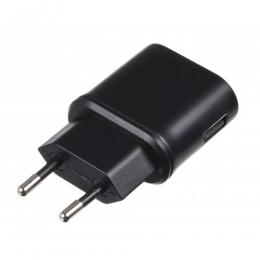 Фото Сетевое зарядное устройство Kit EU USB Mains Charger 2.1 A (USBMCEU2A)