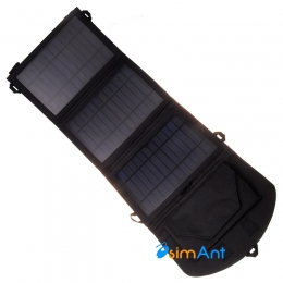 Фото Портативная солнечная батарея 10W