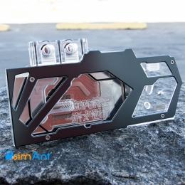 Фото Водоблок для видеокарты GTX 1080/1070 founder edition