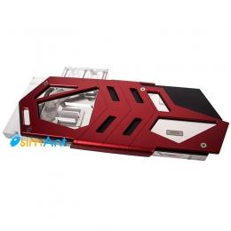 Фото Водоблок для видеокарты ASUS ROG GTX 1080 Strix