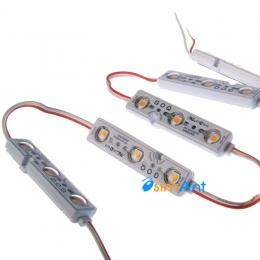 Фото Сверхъяркие модульные светодиоды SAMSUNG (тёплый белый)