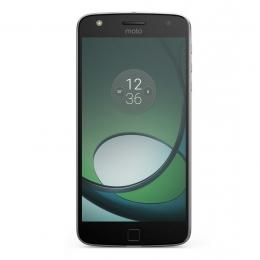 Фото Смартфон Motorola Moto Z Play XT1635 Silver-Black (SM4425AE7U1)