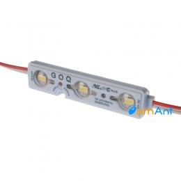 Фото Сверхъяркие модульные светодиоды SAMSUNG (холодный белый)