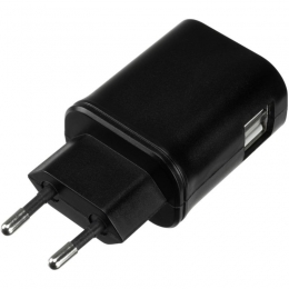 Фото Сетевое зарядное устройство Kit EU 2 USB Mains Charger 3.1 A (USBMCEU3A)