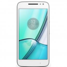 Фото Смартфон MOTO G Play 4G XT1602 16GB Dual Sim White (SM4410AD1K7)
