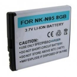 Фото Аккумулятор для мобильных телефонов Nokia BL-6F PowerPlant