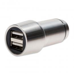 Фото Автомобильное зарядное устройство Digitus Ednet Hammer 2 x USB 4.8A (84120)