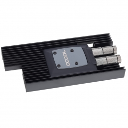 Фото Водоблок для видеокарты Alphacool NexXxoS GPX - Nvidia Geforce GTX 1060 M04 with Backplate