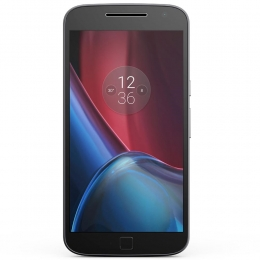 Фото Смартфон Motorola Moto G4 Plus XT1642 Black (SM4377AE7K7)