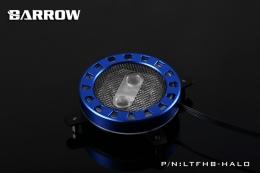 Фото Водоблок Barrow Energy Series RGB для процессоров Intel Blue (LTFHB-Halo)