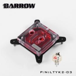 Фото Водоблок Barrow для процессоров Intel s115x (LTYK2-03)