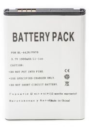 Фото Аккумулятор для мобильных телефонов LG BL-44JN PowerPlant