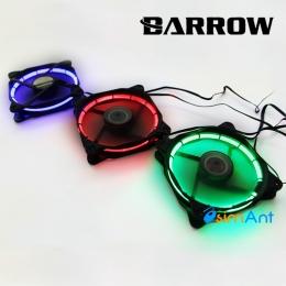 Фото Корпусный кулер Barrow RGB Aura PWM 120мм (BF01-PR)