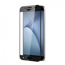 Фото Защитное стекло 2E для Samsung S7 Black 3D curved (2E-TGSG-S7B)
