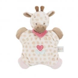 Фото Мягкая игрушка-подушка Nattou жираф Шарлота (655286)