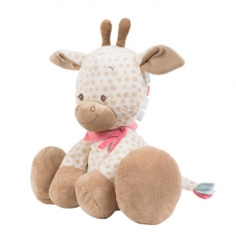Фото Мягкая игрушка Nattou жираф Шарлота (655026)