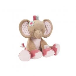 Фото Мягкая игрушка Nattou слоник Рози (655002)