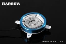 Фото Водоблок для процессора Barrow Energy series INTEL s115x CPU Water Block Blue-White (LTFHB-02N)