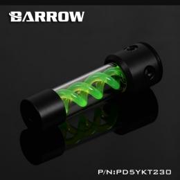 Фото Резервуар Barrow T Virus D5/SPG40A Black-Green (PD5YKT230)