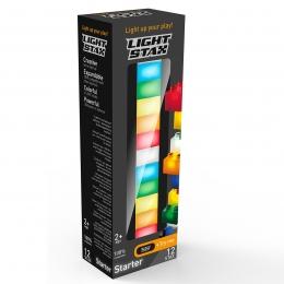 Фото Конструктор Light Stax с LED подсветкой Starter M03001 (LS-M03001)