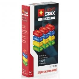 Фото Конструктор Light Stax с LED подсветкой Beginner S12000 (LS-S12000)