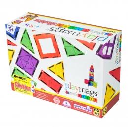 Фото Конструктор PlayMags магнитный набор 60 эл. (PM158)