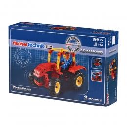 Фото Конструктор FisсherTechnik Тракторы (FT-520397)