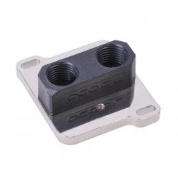 Фото Alphacool HF 14 Smart Motion cooling plate ASUS V2 Northbridge - nickel (11096)