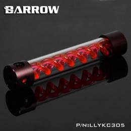 Фото Резервуар Barrow T Virus Reservoir 305 mm Brown-Black (Red Spiral) (LLYKC305)
