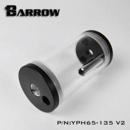Фото Акриловый резервуар Barrow YPH65 V2 Reservoir 135 mm Black (YPH65-135 V2)