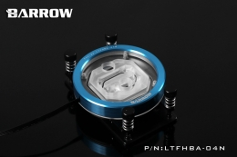 Фото Водоблок для процессора Barrow Energy series RGB AMD RYZEN AM4 Edition Light Blue (LTFHBA-04N)
