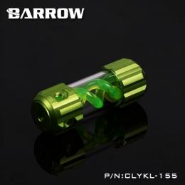Фото Резервуар Barrow T Virus Reservoir 155 mm Green (Green Spiral) (CLYKL155)