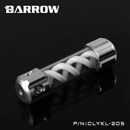 Фото Резервуар Barrow T Virus Reservoir 205 mm Gold (White Spiral) (CLYKL205)