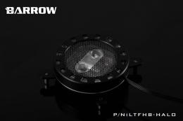 Фото Водоблок Barrow Energy Series RGB для процессоров Intel Black (LTFHB-Halo)