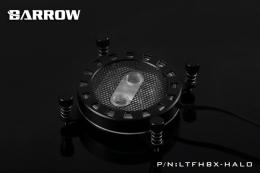 Фото Водоблок Barrow Energy Series RGB для процессоров Intel Black (LTFHBX-Halo)