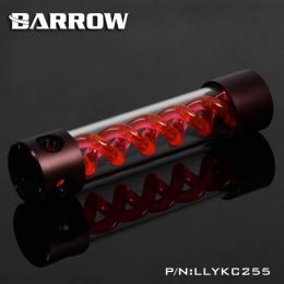 Фото Резервуар Barrow T Virus Reservoir 255 mm Brown-Black (Orange Spiral) (LLYKC255)