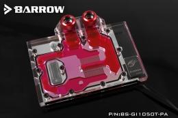 Фото Водоблок Barrow Gigabyte GTX1050Ti/1050 (BS-GI1050T-PA)
