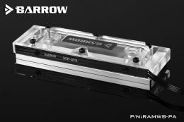 Фото Водоблок Barrow на оперативную память (RAM) (RAMWBT-PA)