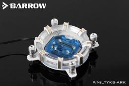 Фото Водоблок Barrow Aurora Intel s115x Limited Edition White (LTYKB-ARK)